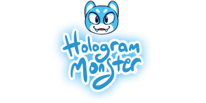 Hologram Monster